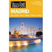 Time Out Madrid City Guide by Time Out Guides Ltd.