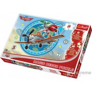 "Puzzle Trefl ""Planes"" Magic decor"