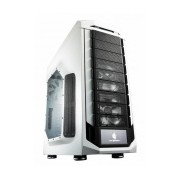 Gabinete Cooler Master CM Storm Stryker con Ventana, Full-Tower, ATX/micro-ATX/XL-ATX, USB 2.0/3.0, sin Fuente, Negro/Blanco