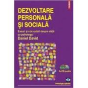 Dezvoltare Personala Si Sociala - Daniel David + 2 Cd