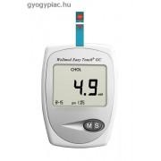 Vércukor- és koleszterin mérő Wellmed Easytouch ET- GC