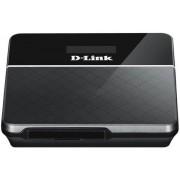 Router Wireless D-Link DWR-932, 4G, 150 Mbps, Hotspot, portabil