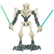Star Wars The Clone Wars Force Battlers General Grievous Figure