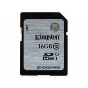 Kingston SD10VG2/16GB Tarjeta SDHC 16GB Clase 10/UHS-I