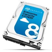 Seagate Enterprise Capacity 3.5 HDD 8 TB 512e SATA SED