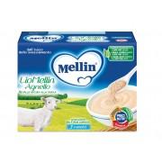 Mellin Liofilizzati - Liomellin Agnello - Confezione da 30 g ℮ (3 vasetti x 10 g)