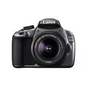 Canon EOS 1200D Fotocamera Reflex Digitale, 18 Megapixel, Obiettivo EF-S 18-55 IS II, Grigio