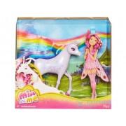 Ponei unicorn Mia şi eu -, Flair