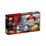 LEGO Cars 8206 - Los Boxes en la Carrera Tokio (ref. 4584319)