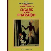 Cigars of the Pharaoh by Herge