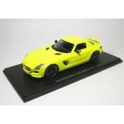 SPARK 1/43 Mercedes-Benz SLS AMG E-CELL 2010 (japan import)