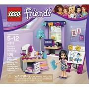 Friends LEGO 108 PCS Emma's Creative Workshop Brick Box Building Toys