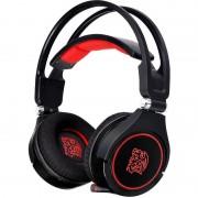Casti Tt eSPORTS CRONOS AD, Jack 3.5mm, Negru/Rosu