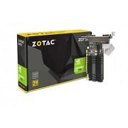 ZOTAC GeForce GT 710 2GB DDR3 PCI-E2.0 DL-DVI VGA HDMI Passive Cooled Single Slot Low Profile Graphics Card ZT-71302-20L