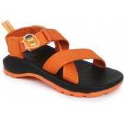 Footfun by Liberty Women ORANGE Sandals