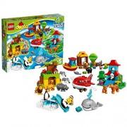 Lego Around the World, Multi Color