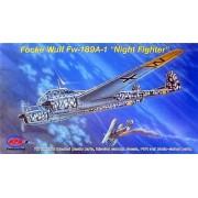 Mpm Modellino Aereo Focke Wulf Fw-189A-1 '' Night Fighter '' Scala 1:72