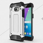 Samsung Galaxy A5 (2017) Stevig Hybride Beschermhoesje Backcover Shockproof - Zilver