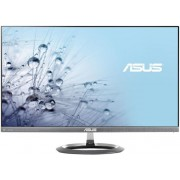 "Monitor IPS LED ASUS 25"" MX25AQ, WQHD (2560 x 1440), HDMI, DisplayPort, 5 ms GTG, Boxe B&O ICEpower, Flicker free, Low Blue Light, TUV certified (Negru/Argintiu)"