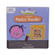 PodSquad Kids Activity Box : Master Doodler – Educational Art Kit – Practice Drawing and Colouring and Learn how to draw shapes and patterns