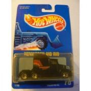 Hot Wheels Kenworth Big Rig #76 on All Blue Card