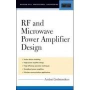 RF and Microwave Power Amplifier Design by Andrei Grebennikov