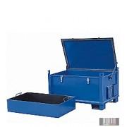 HUL-6049 380 literes festett univerzális fém konténer