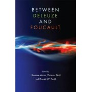 Between Deleuze and Foucault by Visiting Assistant Professor of Philosophy and Biology and an Associate Member of the Institute of Ecology and Evolution Nicolae Morar