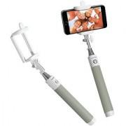 PURE GEAR Bluetooth Selfie Stick - GRAY
