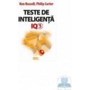 Teste de inteligenta IQ 3 - Ken Russell Philip Carter
