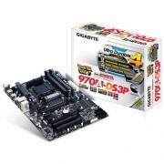 MB GIGABYTE 970A-DS3P, AM3+, AMD 970, 4xDDR3
