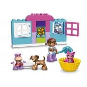 LEGO DUPLO Centrul veterinar al Plusicai (10828)