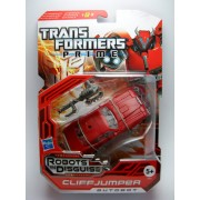 Transformers Prime Cliffjumper - Robots In Disguise - Deluxe Revealer