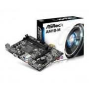 ASROCK-Carte mère Micro ATX Socket AM1 SATA 6Gb/s USB 3.0 1x PCI Express 2.0 16x-
