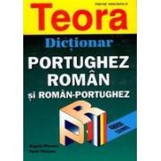 Dictionar portughez - roman si roman - portughez, 48000 cuvinte - coperta carton
