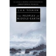 The Peoples of Middle-earth by Christopher Tolkien