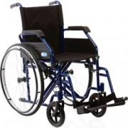 sedia a rotelle / carrozzina pieghevole ad autospinta - trasformabile
