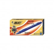 Velocity Retractable Ballpoint Pen, Blue Ink, 1.6mm, Bold, Dozen