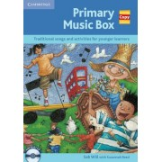 Primary Music Box: Traditional Songs and Activities for Younger Learners [With CD (Audio)]