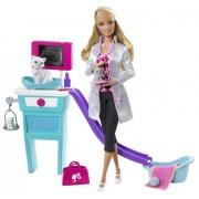 Barbie T2695-0 - Me gustaría ... Médico de las mascotas Playset