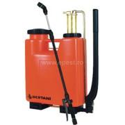 Pompă de spate de stropit cu capacitate de 18 litri și piston de alamă