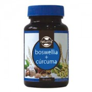 Boswellia + Curcumina - 90 tabs