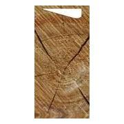 Duni Bestecktasche Sacchetto Wood 8,5x19 100St.