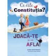 Ce este Constitutia Joaca-te si vei afla - Alina Dumitrascu