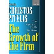 The Growth of the Firm by Edith Penrose