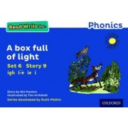 Read Write Inc. Phonics: Blue Set 6 Storybook 9 A Box Full of Light by Gill Munton