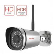 Foscam FI9900P (Plug&Play) Camera IP exterior 2 Megapixeli Wireless N, 106 grade, P2P, 20m IR, IR-CUT, H.264
