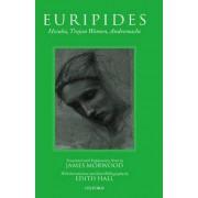 Hecuba, Trojan Women, Andromache by Grocyn Lecturer James Morwood