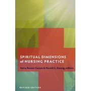 Spiritual Dimensions of Nursing Practice by Verna Benner Carson