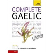 Complete Gaelic Beginner to Intermediate Book and Audio Course by Boyd Robertson